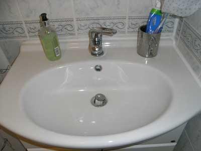 Underdogblogger's Sink